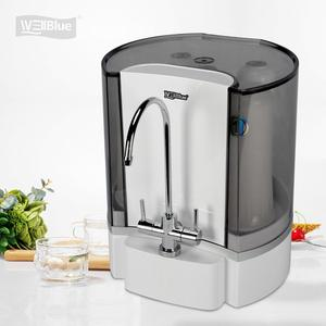 WellBlue Brand Great Selling L-DF206 Kitchen Use Kangen Water Filter Machine