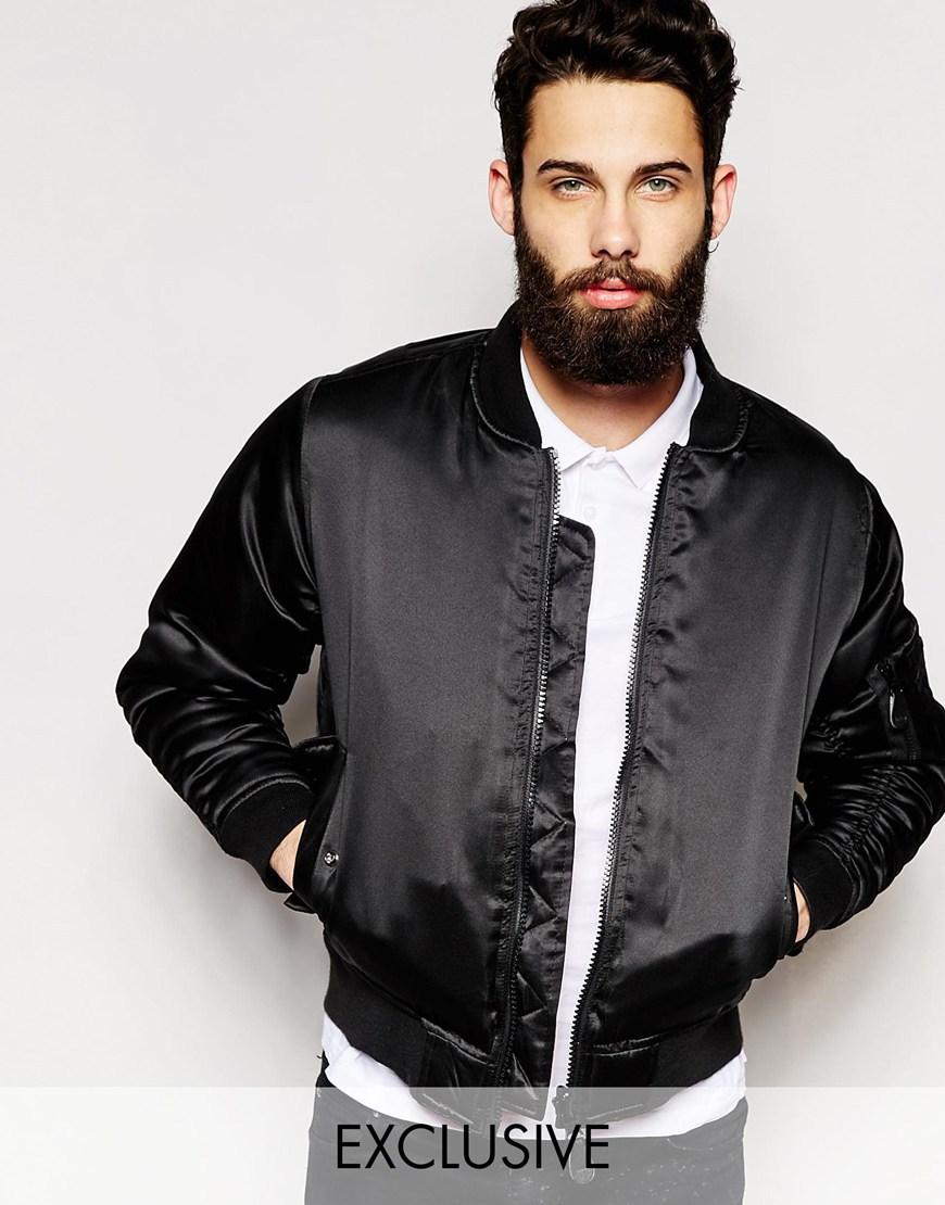 2016 European fashion mens varsity jacket wholesale OEM mens satin