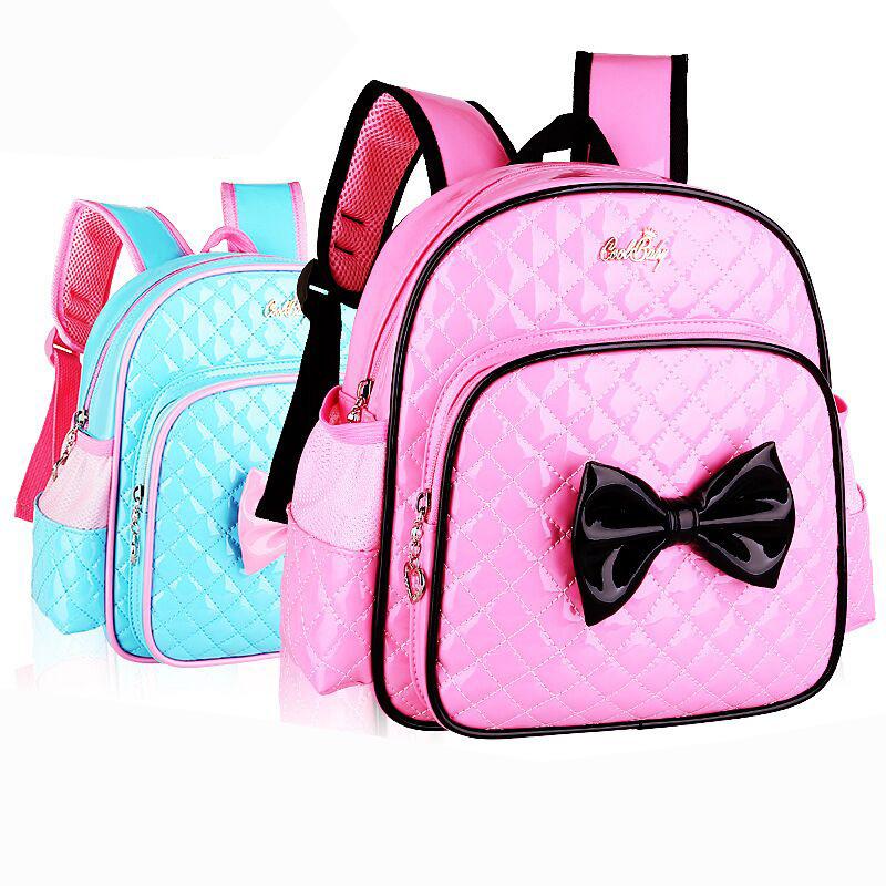 Buy Hot Primary School Bags Girls School Backpack For Girls Kids