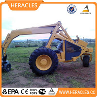 EPA certificate mini 3 wheel sugarcane loader