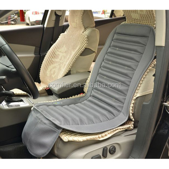 Cooling Car Seat Cushion With Fan Cover For Summer
