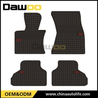 used for BMW X5 interior protective anti slip rubber car floor mat