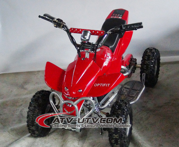 Hot Selling 4 Wheels Drive 49CC Water and Land ATV