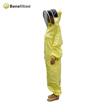 Comfortable Bee Suit Prevent Sting From Bees Protective Clothing
