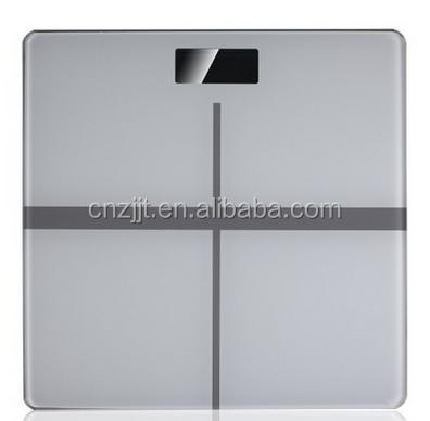 Digital Bathroom Scale w/ Extra Large Lighted Display, 400 lb. Capacity