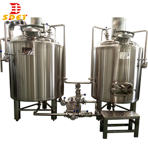 sus304 small micro brewery equipment beer brewing 200 craft