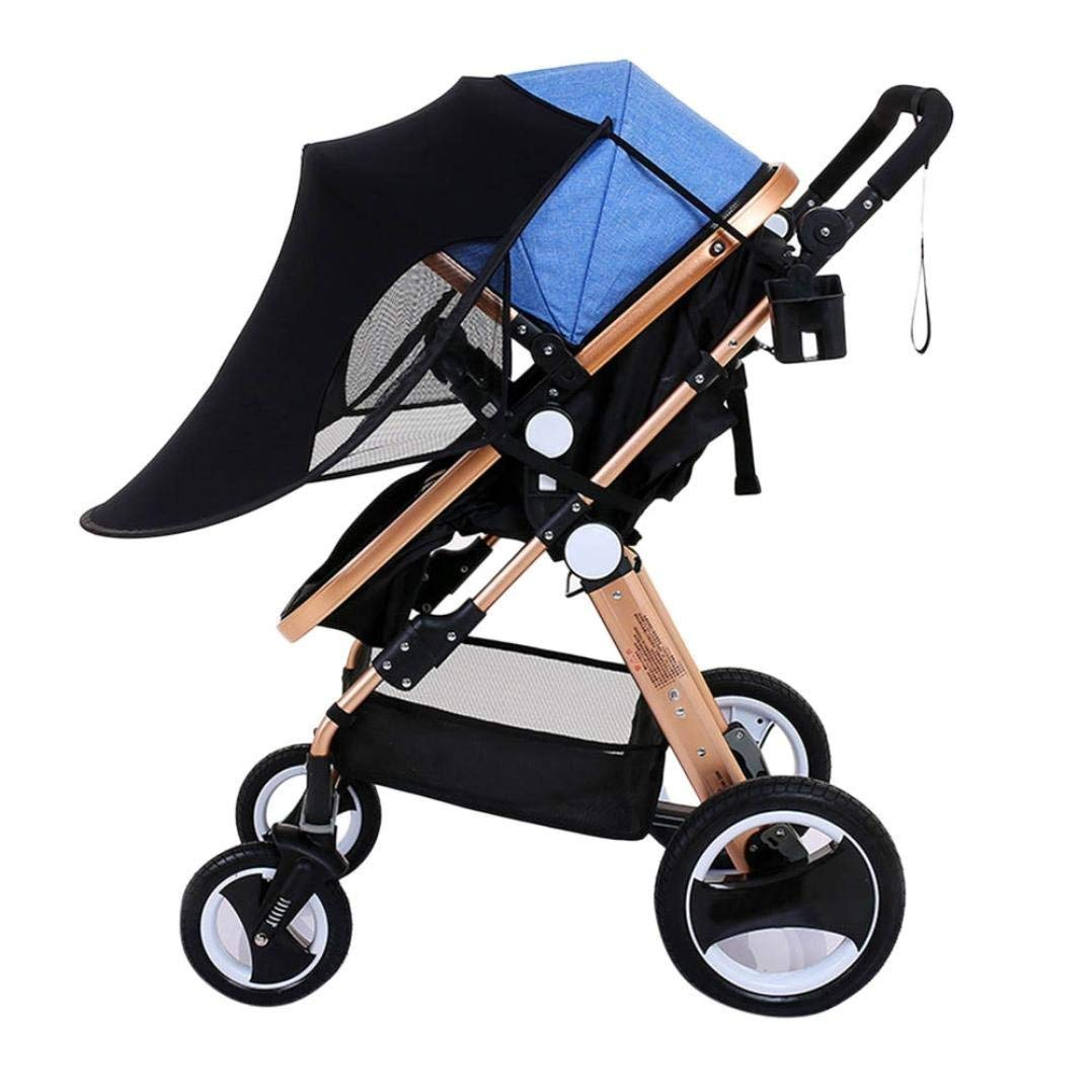 Vinjeely Universal Stroller Sun Cove Visor Shade for Pushchair and Car Seats Sun Protection