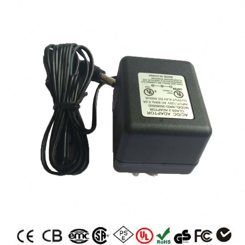 UL,GS,CE,FCC Certifications For Dell Playstation 2 Slim Ac Adapter