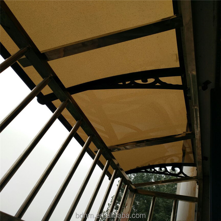Design aluminum sun shades canopy used door awnings for sale