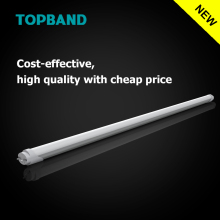TOPBAND/T8 LED tube/inmetro standard/ 2ft 4ft/10W 18W/ glass tube/warn neutral cool white