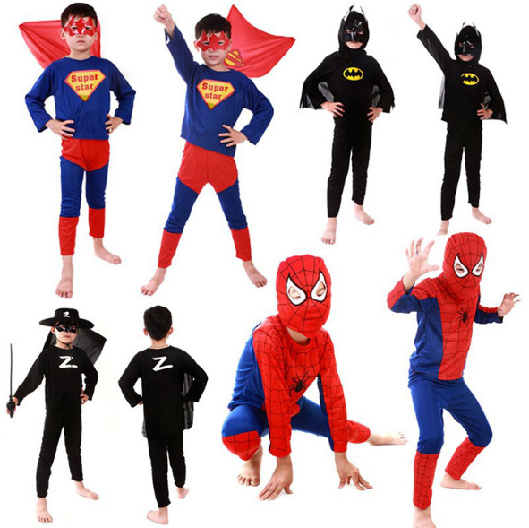Amazon Hot Selling halloween kostuum voor kinderen