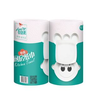 Factory Direct Sale Kitchen Cleaning Wipe Paper Towel/Kitchen Paper Towel