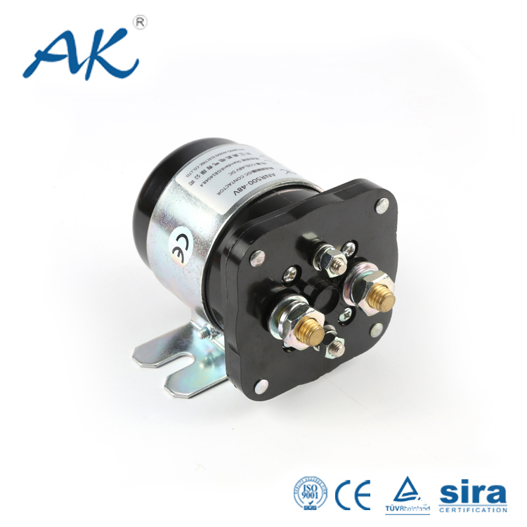 ANR500A 500A 48V Dc Relay General Electric Contactor Used In Small Electric Vehicles, Forklift Contactor,DC Contactor