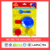 2018 hot sell  Basic Colors refill pack EN71&ASTM play dough