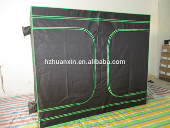 High quality 600D grow tent material Premium Indoor Hydroponic Plant green room Grow Tent box indoor & High Quality 600d Grow Tent Material Premium Indoor Hydroponic ...