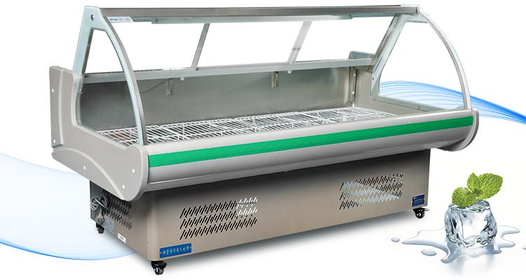 Kühlschrank Vitrine : Fleisch display kühlschrank frisches fleisch vitrine fall