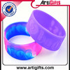 China manufacturer custom chrismas gift for kids cute silicone bracelets