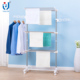 High quality portable multifunctional three layer clothes rack parts