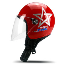 2017 new cheap half face motorcycle helmets