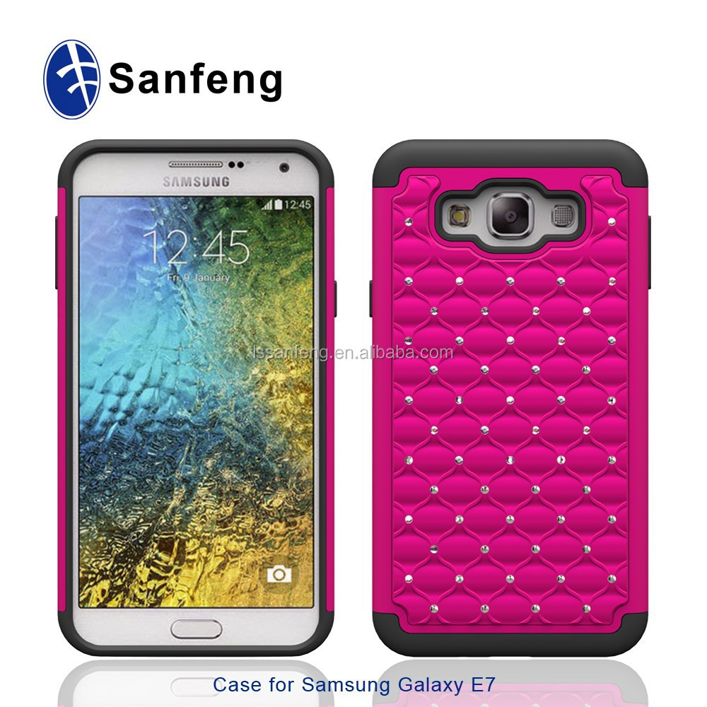 For Samsung Galaxy E7 Combo Case Buy Casefor Product On