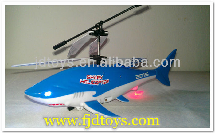 RC air flyer fish