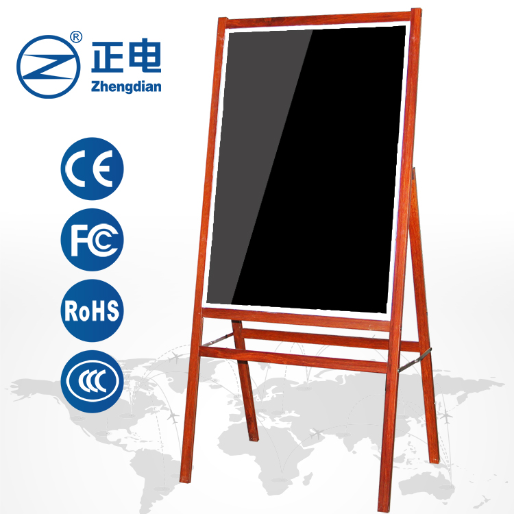 writable illuminated led board