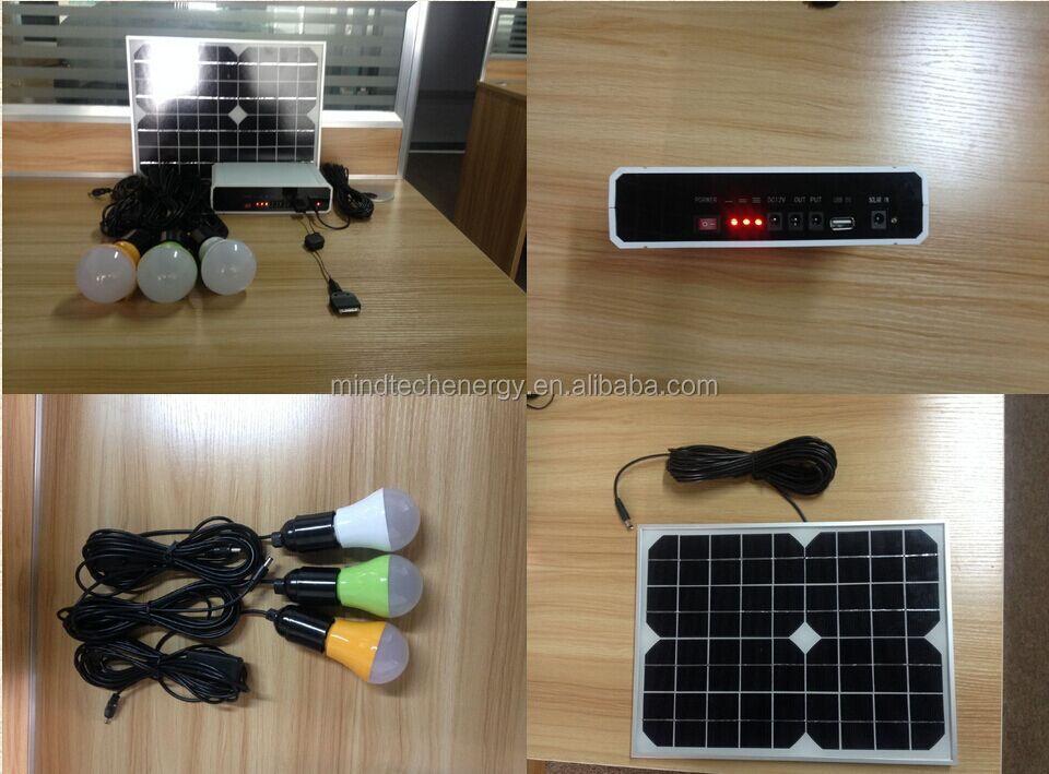 Home Solar Panel Kit Solar Panel Making Machine Solar Lighting Kit ...