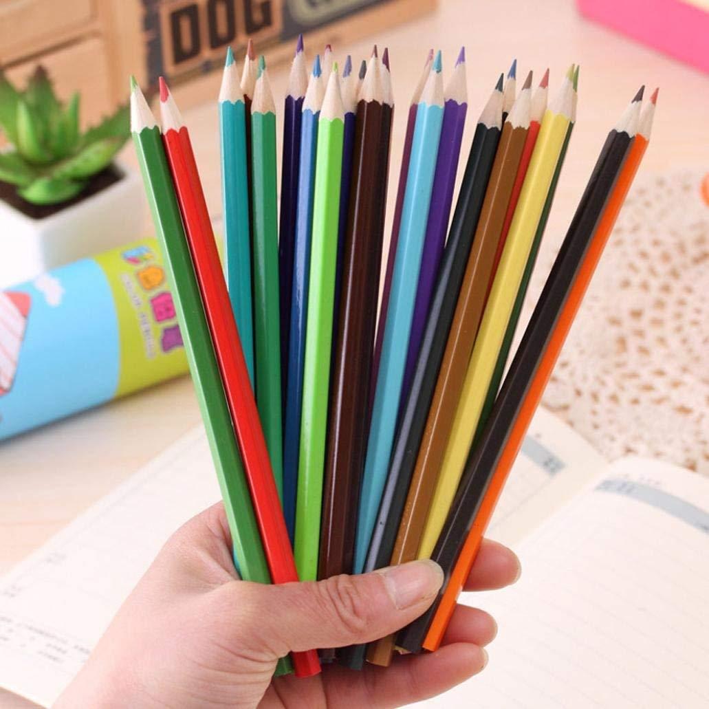 Buy Rumas 24Pcs Colored Pencil for DIY Sketch/Drawing ...