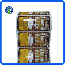 Permanent strong adhesive commdity labels,cheap printing custom health products private label