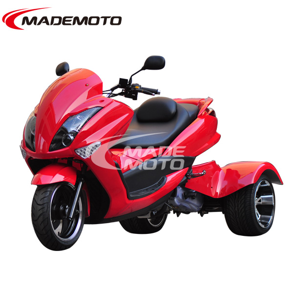 Factory cheap price 3 wheel quad bike, trike, 250cc trike with EEC Certificate