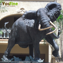 Animal grande decorativo estatua <span class=keywords><strong>de</strong></span> <span class=keywords><strong>elefante</strong></span>