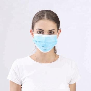Ply Disesuaikan Wajah Logo katun 3 Kustom Masker Menggunakan Dicetak Wajah - Buy Satu 3 Masker Udara Gigi Kali Jenis Polusi Untuk