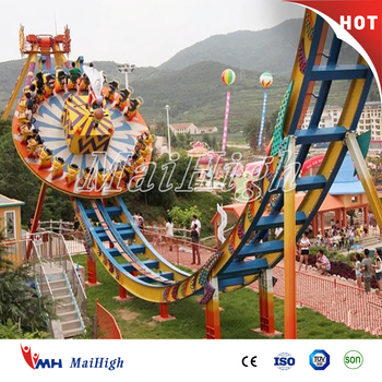 Good Quality Large Swing Amusement Park Rides Factory Price Flying UFO