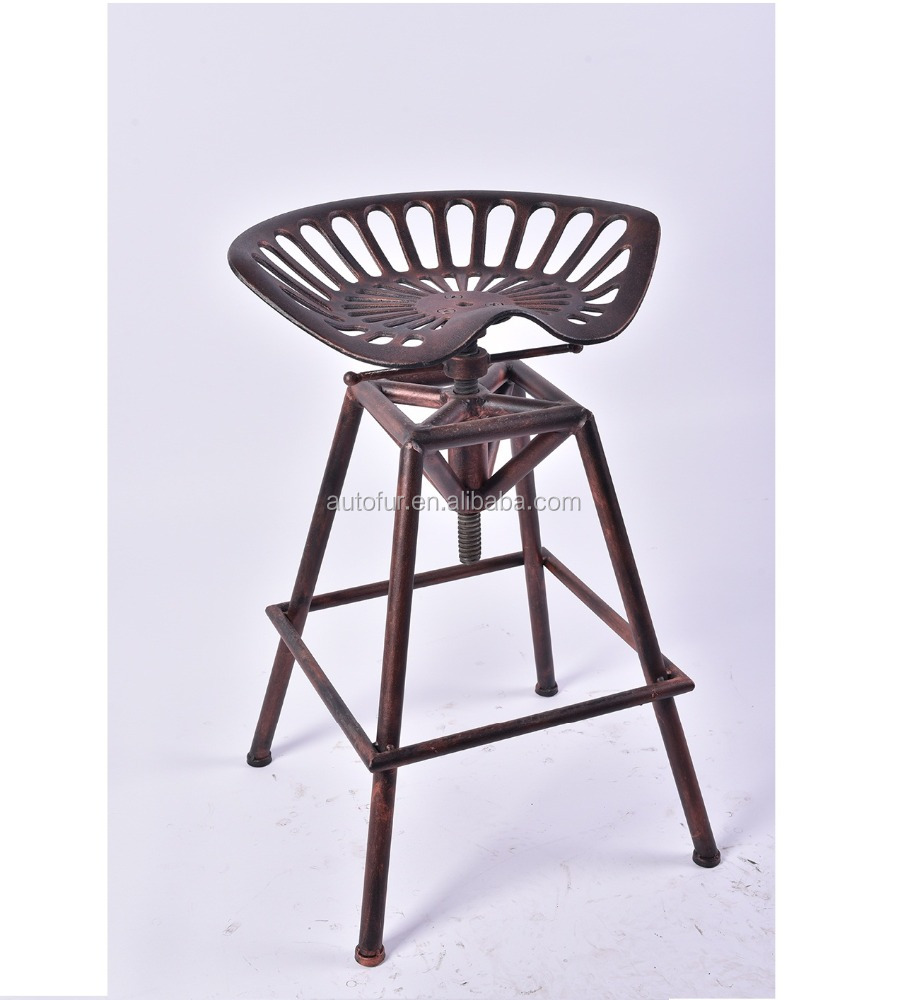 Charlie tractor seat bar stool buy tractor seattractor stoolcharlie stool product on alibaba com