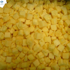 Fresh Iqf Fruits Frozen Pineapple