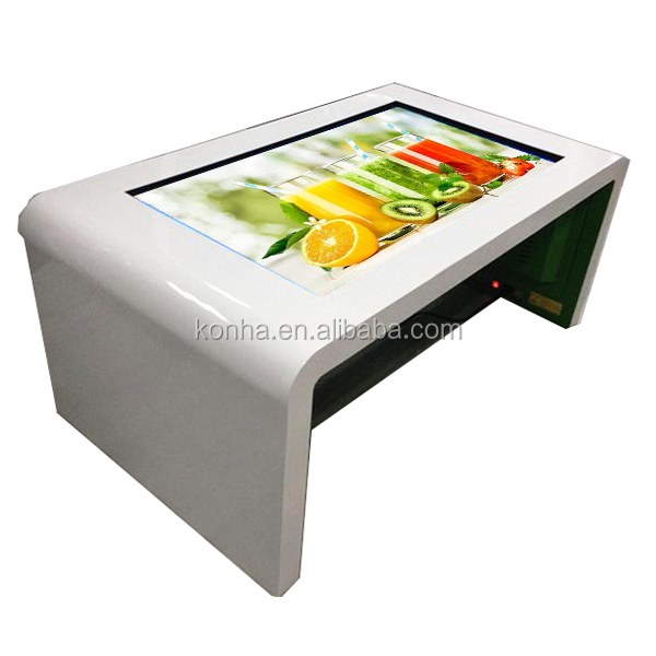 HD 42 Inch Multi Touch Screen Game/Coffee/Meeting Table with WIFI/LAN