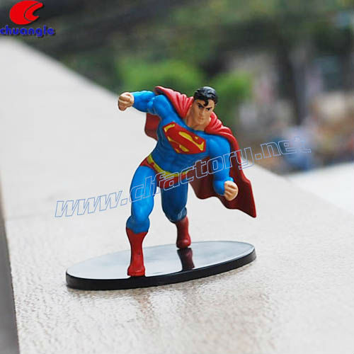 Hot Sales Plastic SuperMan Marvel Action Figures