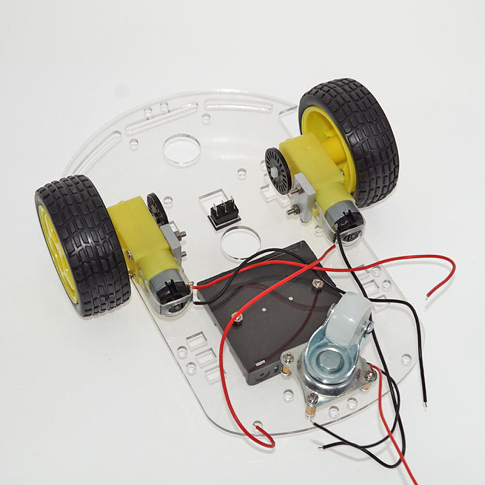 Tracing Electrical Wiring Electric Smart Robot Car Chassis Kit With Speed Encoder 148 Buy Chassiselectric Chassisrobot Product On