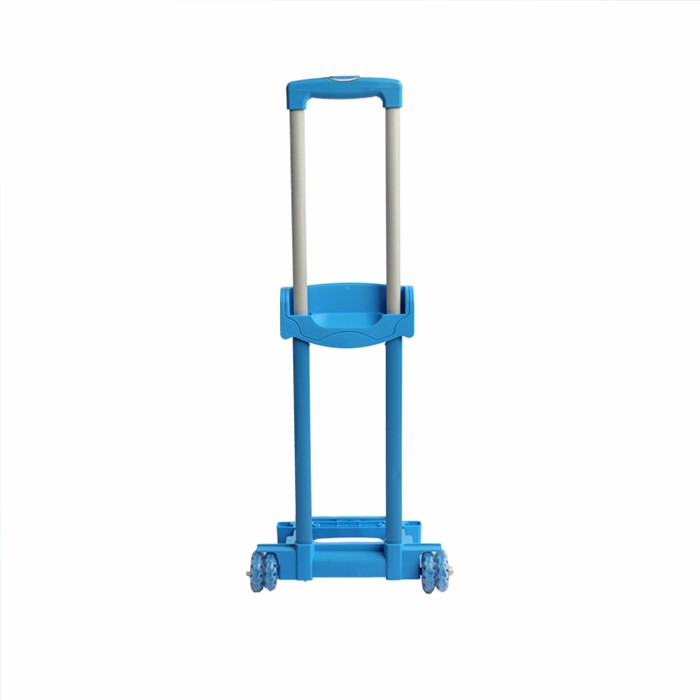 KINGDA Wholesale good prices durable zipper portable luggage extension trolley handle