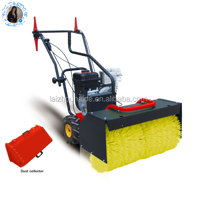 Economic Snow Sweeper,Floor Sweeper Machine Type and Electronic Industry Industry Used floor scrubbing machine