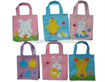 Hot sale hight quality new product promotion holiday gift handicraft hot sale hight quality new product promotion holiday gift handicraft felt handmade easter felt bags made negle Images