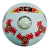 Cheap promotional good quality custom printed kids toys games Plain Face Rubber size 4 soccer ball/Football ball Wholesale