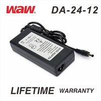 12V 2A ac to dc power adapter DA-24-12 for cctv camera