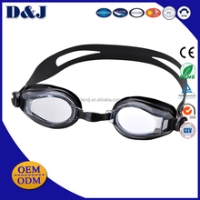 Best Quality Funny Swim Silicone Anti-fog swimming Goggles for Kids