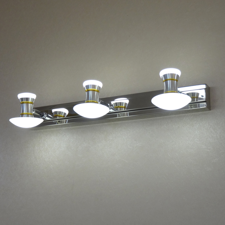 Bathroom vanity mirror lights led wall lamp wall lamp - Bathroom vanity mirror side lights ...