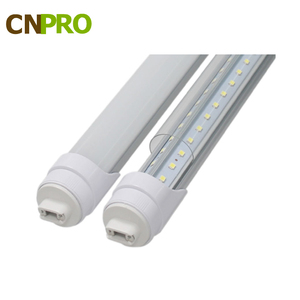USA Warehouse Drop Shipping Energy Saving R17d 8FT T8 LED Fluorescent Tube Replacement Light 6500K 3 Years Warranty