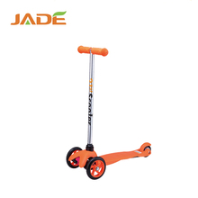 Cheap kids 3 wheels scooter push mini baby bike with CE