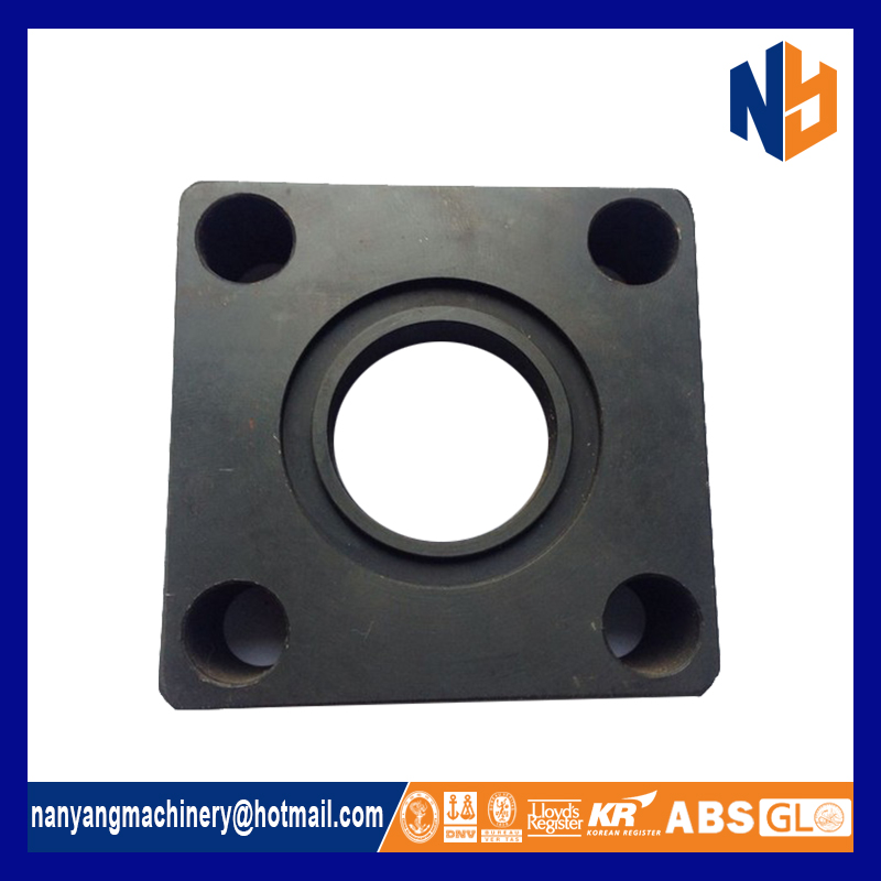 Stainless steel carbon steel mez flange