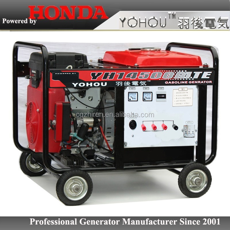 10000 Watt Honda Generator For Industry Use - Buy 10000 Watt Honda