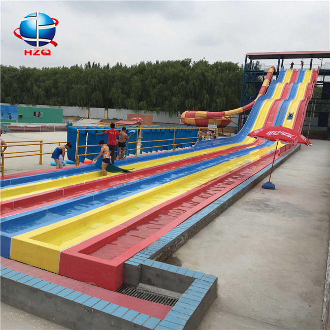 Water park fiber glass features+ water amusement park attractions